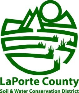 La Porte County Soil and Water Conservation District Logo